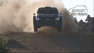 Vid�o WRC Rally Italia - Sardegna Shakedown 2015