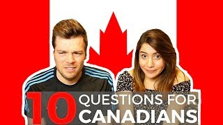 Questions For Canadians! 👀🇨🇦What Do British People Think About Canada?