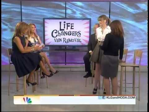Dr. Luis Navarro appears on NBC's Today Show with Kathie Lee Gifford & Hoda