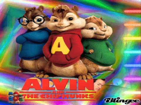 """""""El COCO NO"""" VERSION ALVIN AND THE CHIPMUNKS"""