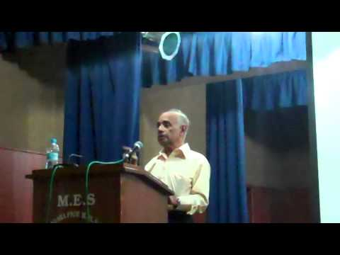 Contributions of Indian Mathematicians Talk by S Balachandra Rao