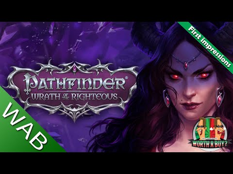 Pathfinder Wrath of the Righteous - Is it Worthabuy?