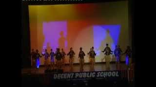 Annual Day 2012(Part-1/6), Decent Public School, Rohini, Delhi, India