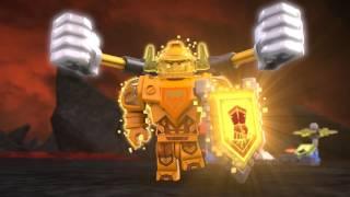 LEGO® NEXO KNIGHTS™ - 70336 Úžasný Axl vs. 70338 Úžasný generál Magmar