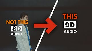 Lauv - I Like Me Better [9D Audio | NOT 8D]