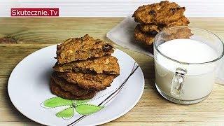 Korzenne ciastka marchewkowe z orzechami i rodzynkami :: Skutecznie.Tv