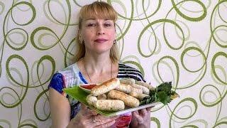 Домашние куриные сосиски - вкусно и просто