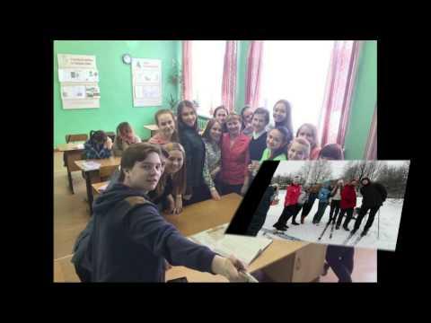 Школа №5 г.Котельнича выпуск 2015 года 11в