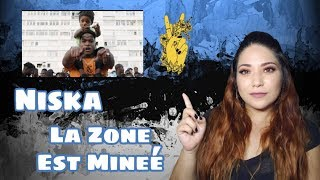 Niska - La zone est minée / Mexican Reaction To French Rap
