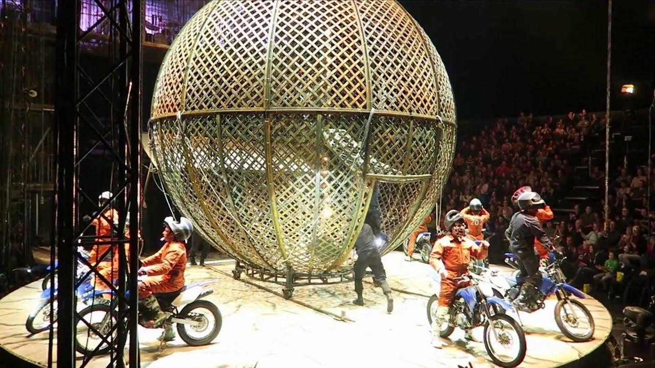 Zirkus Flic Flac Gießen