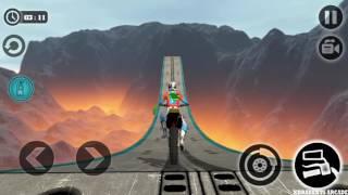 Impossible Motor Bike Tracks New Motor Bike Unlocked - Android GamePlay 2017