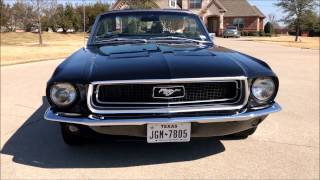 1968 ford mustang convertible for sale 33900