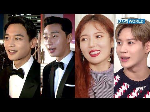 Entertainment Weekly | 연예가중계 - The UNI+ (TAEMIN,HYUNA,etc), Ma Dongseok [ENG/中文字幕/2017.10.30]