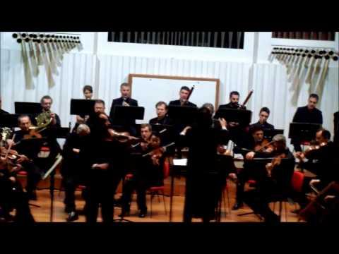 Ori Wissner Levy,  Final Round 11th Padova International Music Competition, II-III movement