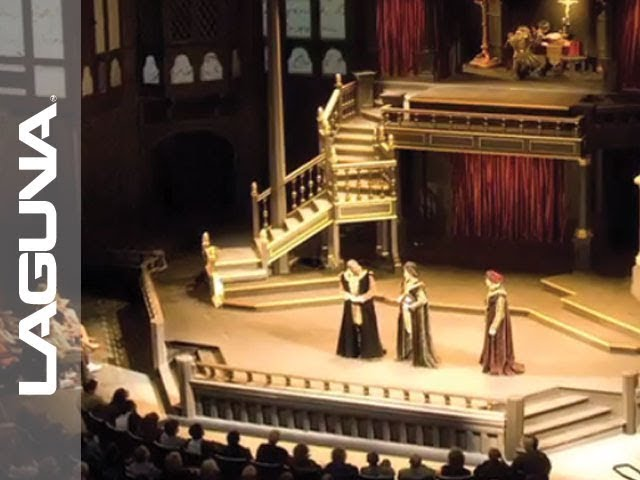 CNC Machining Stage Props at The Oregon Shakespeare Festival | Laguna Tools