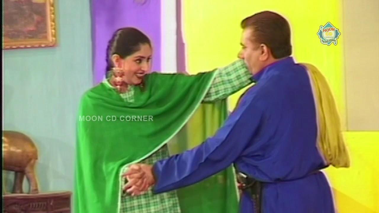 Nasir Chinyoti and Sardar Kamal New Pakistani Stage Drama Full Comedy Clip
