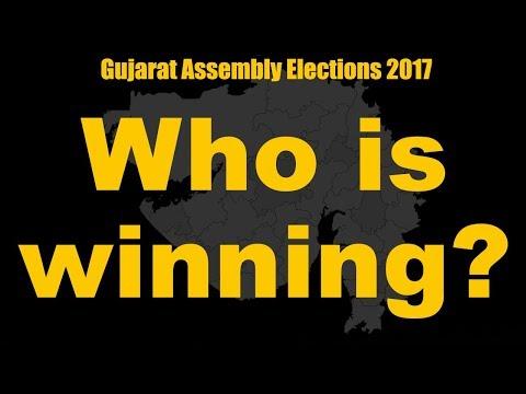 कौन जीत रहा है गुजरात चुनाव में? | Gujarat Assembly Elections 2017
