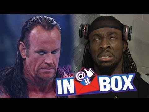 WWE Inbox - What's so intimidating about The Undertaker?  - Episode 49