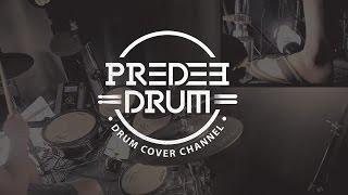 ปลิดปลิว - Bodyslam feat. เมธี Labanoon (Electric Drum Cover)   PredeeDrum
