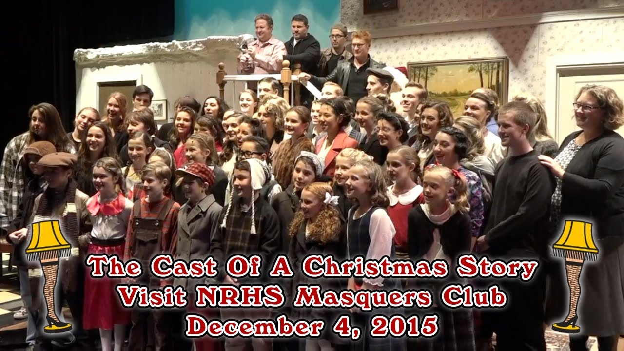 original cast members of a christmas story visit nrhs 12415 - The Christmas Choir Cast