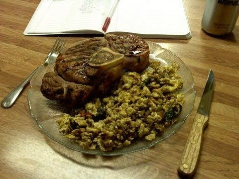 Get Shredded The Steak and Eggs Diet - YouTube