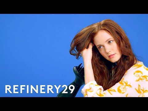 Genius Frizzy Hair Fix | Beauty Prep School | Refinery29 ...