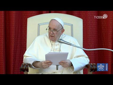 Papa Francesco, Udienza Generale del 9 settembre 2020