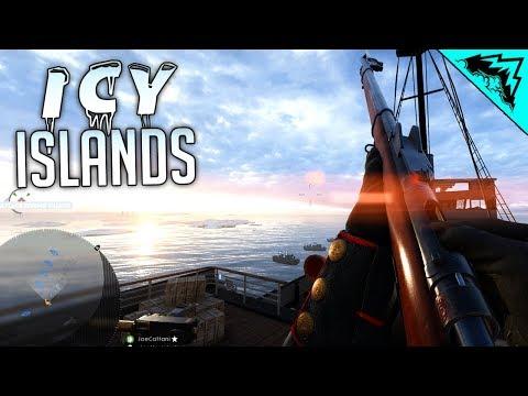 ICY ISLANDS - Battlefield 1