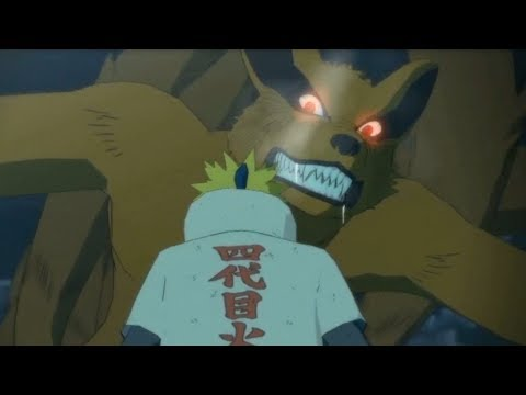 Naruto Online Mobile : Nine Tails Attack!