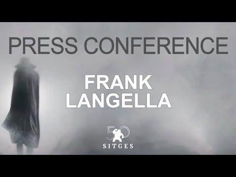Sitges 2017: Press conference - Frank Langella