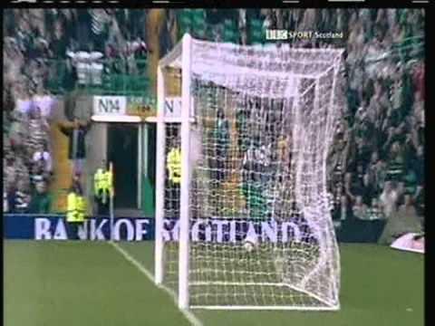 2005 (August 2) Celtic Glasgow (Scotland) 4 -Artmedia Bratislava (Slovakia) 0 (Champions League)