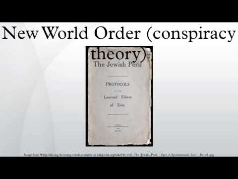 new world order conspiracy theory youtube