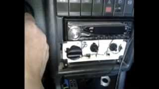 Ta'mirlash resistor pechka Audi 80 B 4