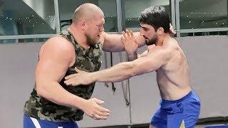 Новоселов против дагестанцев / Подготовка к бою против Дацика в Чечне и Дагестане
