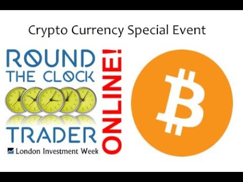 Round the Clock Trader Crypto Currency Trading Special Event