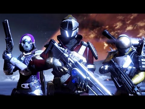 Destiny: The Taken King - Gameplay Launch Trailer