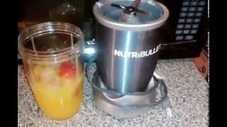 Morning energizing juice Thumbnail