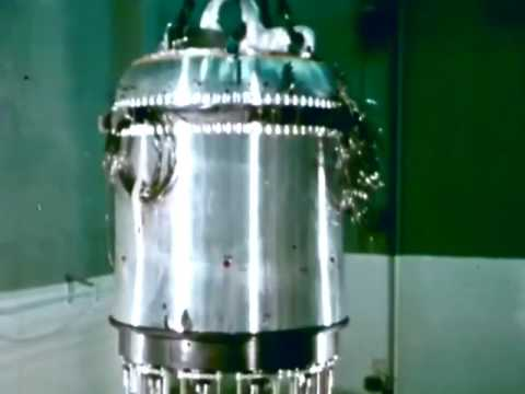 Nuclear Propulsion in Space Project NERVA 1968 NASA Atomic Energy Commission