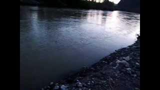 Sabahın 04 30 unda Kalecik kızılırmakta balık avı.