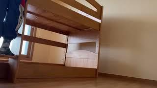 2층침대 분리 1층침대2개 만들기