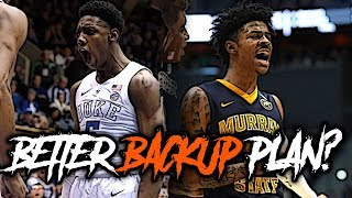 Will RJ Barrett or Ja Morant Be DRAFTED 2nd After Zion Williamson?