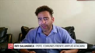 Gambar cover Presentan querella criminal por estafa contra el ex intendente de la región de Atacama