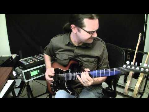 Axe FX II - Mesa Boogie Mark IV Crunch