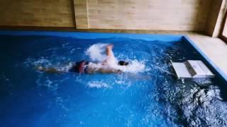 видео Противоток (искусственное течение) для бассейнов
