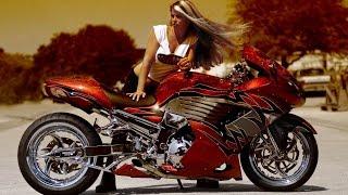 Самые крутые мотоциклы в мире