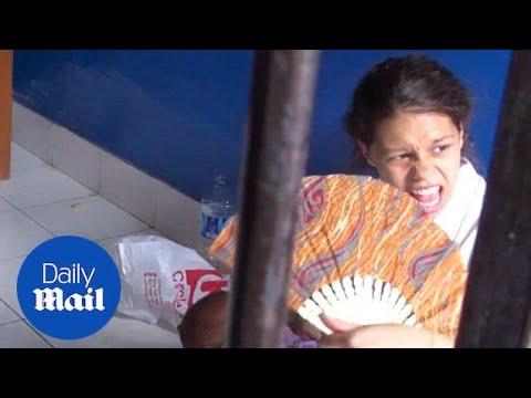 Heather Mack Worries Baby Stella Is Losing Her Hair Behind Bars - Daily Mail