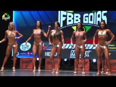 17 Campeonato Goiano Estadual 2017 IFBB GOIAS / FEGOMFF - Wellness acima de 1.63
