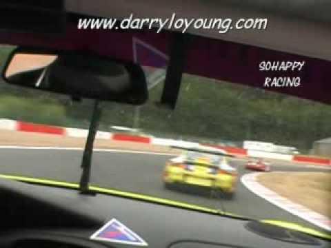 Onboard Porsche 996 GT3 RSR Spa 24H 2006 Darryl O