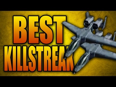 Best Killstreak In Advanced Warfare - Emergency Airdrop Bombing Run! (COD AW Multiplayer Tips)