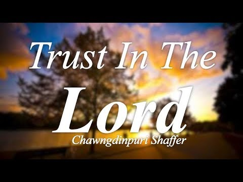 """Vespers: """"Trust In the Lord"""""""